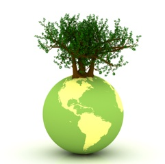 save the green Earth
